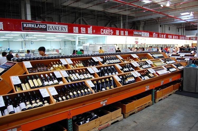 20080721_麵包紅酒區