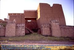 Nineveh Adad Gate exterior entrance far2 (StevanB) Tags: city ancient gate near gates iraq east nineveh assyria adad ancientcitywalls stevanb