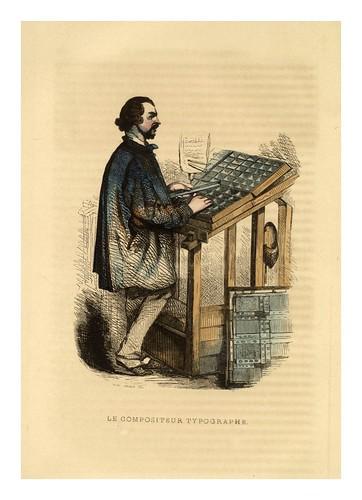 El compositor tipografico