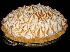 Lemon Meringue Pie (cravinmaven) Tags: food pie dessert washington yummy lemon sweet fluffy divine gourmet eat custard tart meringue yakima caterer catering maven cravin cravinmavencom