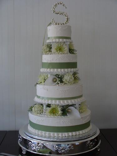 2711074998 eb121f2a84 141 ideias de casamento verde e branco