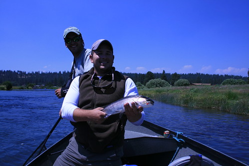 Williamson River Oregon Fly Fishing