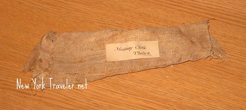 Thebes Flaxen Mummy Cloth