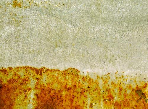 * Rust Texture - Orange  *