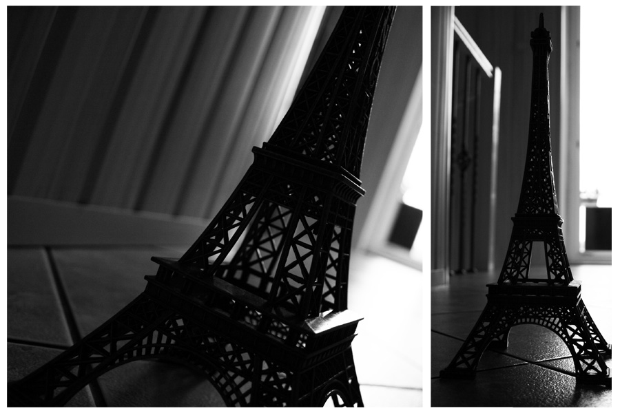 Private Eiffel Tower