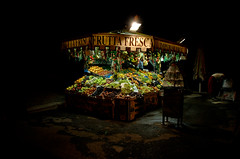 imperial fresh fruits (quatipua) Tags: roma d70 freshfruits 1870 andvegetables miostinoafarefotosolodinotte vacanzeromaneedolcevita