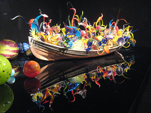 Chihuly at DeYoung