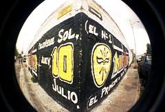 De esquina a esquina (jlml99) Tags: camera corner lens mexico toy lomography wrestling fisheye plastic esquina jl lucha libre aguascalientes montenegro mistico jlml99 joseluismontenegro