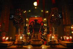 Altar, Man Mo Temple