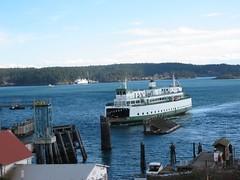 Washington State Ferry (Jasperdo) Tags: ferry boat washington ship vessel orcasisland sanjuanislands publictransport ferryterminal washingtonstateferry