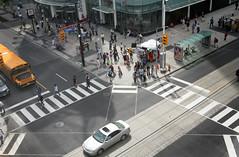 Pedestrian Scramble/Barnes Dance