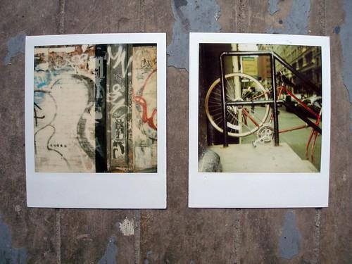 NYC polaroids circa 1999