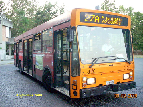 autobus Bologna 5150 capolinea Byron 11