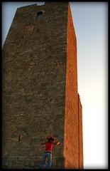 saltaaaa!! (jenkiop) Tags: light tramonto ombre salto rosso luce tra castel castelli arancione cubism contrasto fpc abigfave goldstaraward damniwishidtakenthat