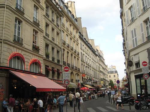 Rue de Buci, Paris