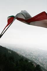 (juliatallah) Tags: lebanon view flag beirut harrisa