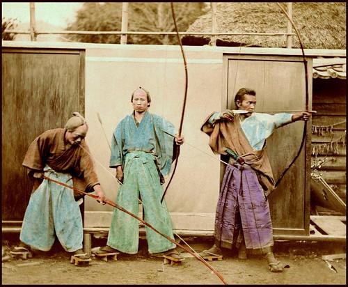 Samurais: historia y fotos reales