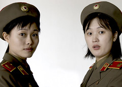 North Korea girls Pyongyang (Eric Lafforgue) Tags: pictures travel girls woman girl female asian soldier army photo women war uniform asia military femme picture korea kimjongil korean soldiers asie fille journalist militaire soldat journalists northkorea armee suprise pyongyang  dprk  coreadelnorte soldats juche kimilsung northkorean nordkorea 9141 coreenne lafforgue   ericlafforgue   coredunord coreadelnord  northcorea coreedunord rdpc  insidenorthkorea  rpdc  nordcoreenne  demokratischevolksrepublik coriadonorte northkoreanarmy  armeenordcoreenne kimjongun coreiadonorte