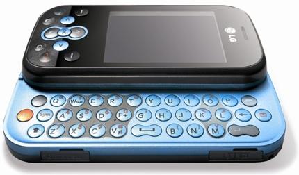 test LG KS360