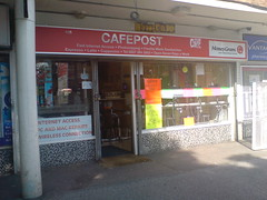 Picture of Cafe Post, SE1 3NP