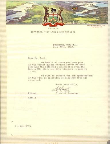 Barilko Letter fromDOLF3