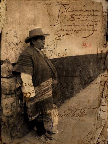 Melancolia vintage 1 (edicion fotografica) by Javier Piragauta.