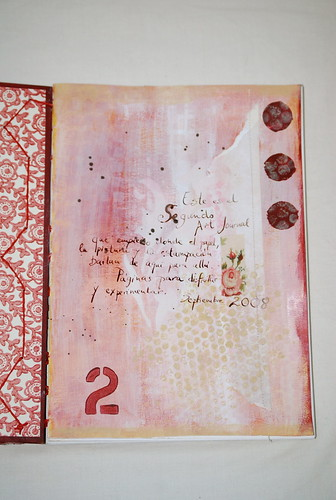 Art Journal 2: Página incial
