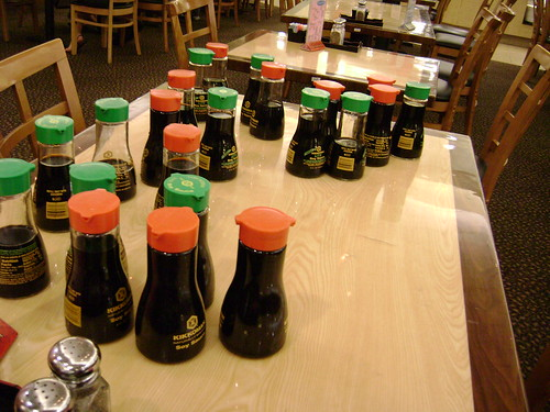 Got soy sauce?