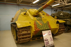 Jagdpanther (nobster40) Tags: museum tank skin pentax military destroyer armour bovington jagdpanther