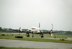Douglas C-54 (mountlaurelphotographer) Tags: color reading aircraft aviation transport airshow worldwarii douglas skymaster dc4 c54 antiqueaircraft r5d