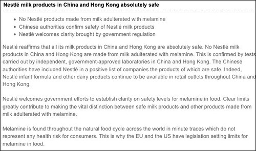 nestle on melamine (by tenz1225)