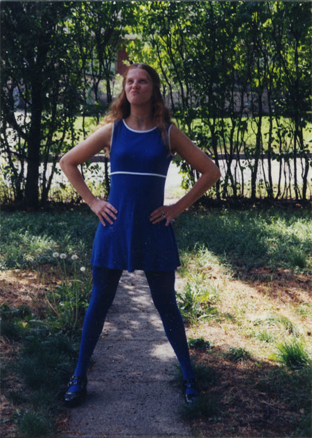 bluetights: me 1998
