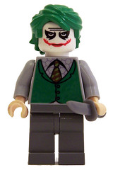 The Joker - The Dark Knight Edition di thebigtoyhut