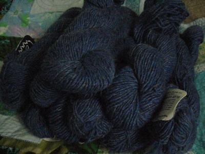 Gifted yarn