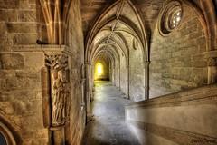 Claustro Evora. (benitojuncal) Tags: portugal canon 22 10 catedral iglesia mm alentejo monasterio evora claustro ilustrarportugal sérieouro