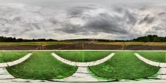 Akigase heliport (heiwa4126) Tags: panorama japan geotagged 360 panoramic handheld saitama hdr 360x180 hdri heliport ptgui equirectangular tonemapped nikond80 hapala enfuse heiwa4126 dynamicphotohdr asagase geo:lat=3583991 geo:lon=1396138886