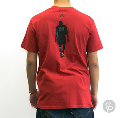 Jordan - Money Walks Tee - Back