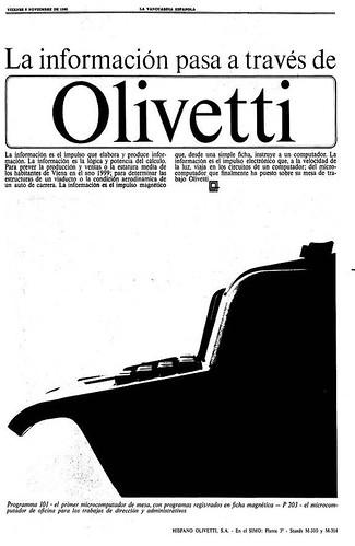 simo olivetti