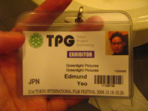 My TPG name tag