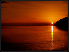 The sun also rises (ccgd) Tags: orange sunrise scotland highlands searchthebest cromarty sutor coastuk autumnft