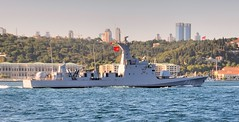 "Turkish Navy Patrol Boat TCG ""Imgat"", Bosphorus, Istanbul, Turkey, 18 September 2008 (Ivan S. Abrams) Tags: docks turkey boats support ships istanbul taxis getty tugs straits ports blacksea ferries harbors bosphorus cruisers roro nato tugboats gettyimages vessels freighters tankers anatolia cruiseships smrgsbord liners warships ferryboats countermeasure workboats fireboats policeboats seaofmarmara ottomanempire bulker dardenelles boatswater boatsocean passengerships chokepoints onlythebestare museumships bulkers ivansabrams trainplanepro feribots ivanabrams servicecraft gettyimagesandtheflickrcollection copyrightivansabramsallrightsreservedunauthorizeduseofthisimageisprohibited tucson3985gmailcom trainferries marmarisproject destroyersfrigatesgunboatspatrol craftmissile boatssubmarinescombat shipsresearch vesselssteamshipssteam shipssetam linersminesweepersmine craftnaval vesselsnato naviesfishing boatsfishermenspeedboatspower copyrightivansafyanabrams2009allrightsreservedunauthorizeduseprohibitedbylawpropertyofivansafyanabrams unauthorizeduseconstitutestheft thisphotographwasmadebyivansafyanabramswhoretainsallrightstheretoc2009ivansafyanabrams abramsandmcdanielinternationallawandeconomicdiplomacy ivansabramsarizonaattorney ivansabramsbauniversityofpittsburghjduniversityofpittsburghllmuniversityofarizonainternationallawyer"