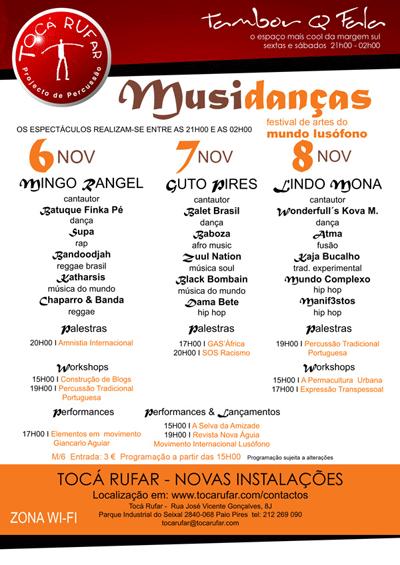 Flyer Musidanças - Small