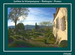 Jardins de Marqueyssac - Dordogne - France (Wistou) Tags: france pentax dordogne hdr fdrtools k20d smcpdafisheye1017mmf3545edif pentaxk20d