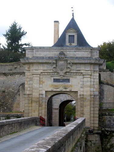 Entrance to the Citadelle.