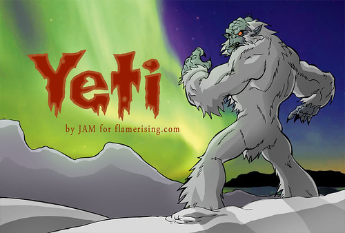 Yeti | Flamesrising.com