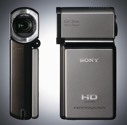 HDR-TG1 Handycam: Worlds First Smallest, Lightest and Slimmest Full HD Camcorder