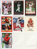 Jason Varitek assorted baseball cards 4