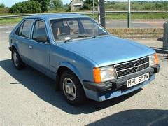 Mk1 Vauxhall Astra
