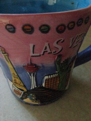Vegas Mug