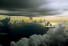 Sunset from the sky (jendayee) Tags: sunset fab sky clouds flying martinique cayenne bej mywinners amazingamateur theperfectphotographer goldstaraward amazingexcellence skyascanvas damniwishidtakenthat
